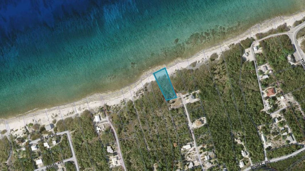 RE/MAX real estate, Cayman Islands, Cayman Brac East, Cayman Brac Oceanfront land - Lot 1 (0.59 acres)