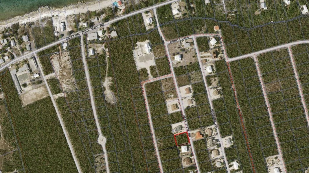RE/MAX real estate, Cayman Islands, Cayman Brac West, Alta Vista Drive 0.32 and 0.47 Acre Lots