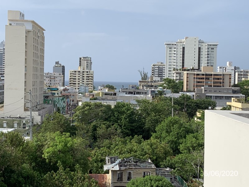 RE/MAX real estate, Puerto Rico, Santurce, PH, terrace, 3 enclosed garages