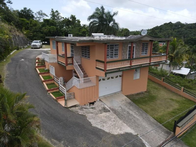 RE/MAX real estate, Puerto Rico, Lares, RESIDENCIA EN VENTA