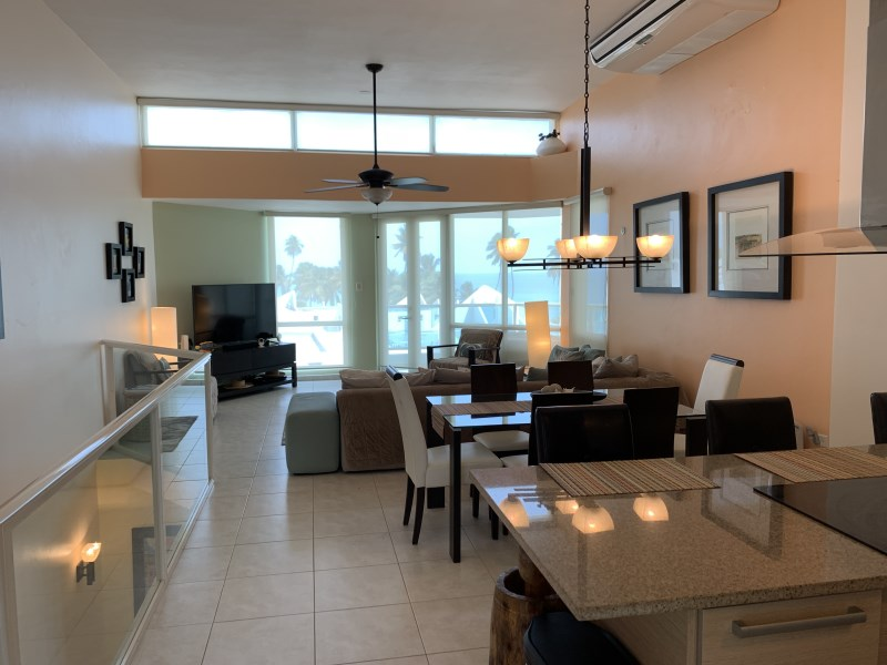 RE/MAX real estate, Puerto Rico, Rio Grande, Amazing apartment with full ocean view and completely furnished.