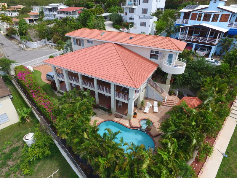 RE/MAX real estate, Puerto Rico, Lajas,  Luxurious Family Home With Sea View