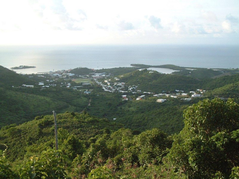 RE/MAX real estate, US Virgin Islands, Mount Welcome Estate, New Listing  LotsAcres  Mt. Welcome EA