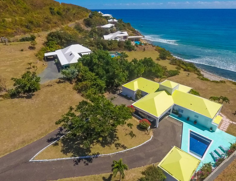 RE/MAX real estate, US Virgin Islands, Grapetree Bay Estate, New Listing  Res St. Croix  South Grapetree EB