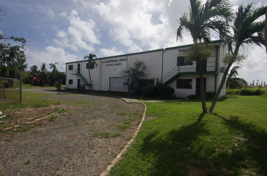 RE/MAX real estate, US Virgin Islands, Castle Coakley, New Listing  CommInd St. Croix  Castle Coakley QU