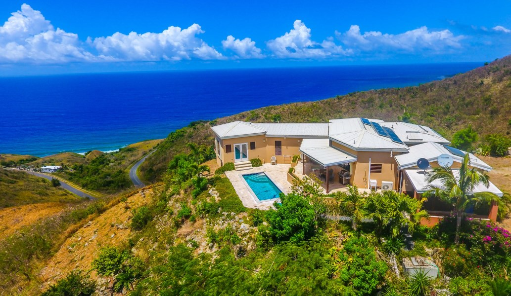 RE/MAX real estate, US Virgin Islands, Clairmont, New Listing  Res St. Croix  Clairmont NB