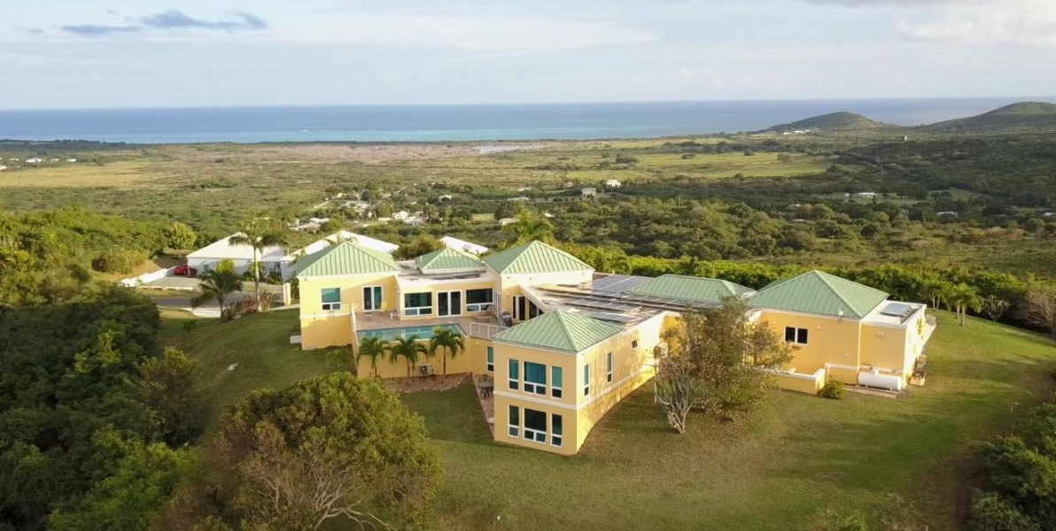 RE/MAX real estate, US Virgin Islands, Marienhoj Estate, New Listing  Res St. Croix  Marienhoj EA