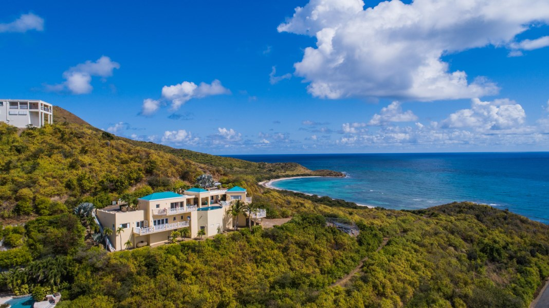 RE/MAX real estate, US Virgin Islands, Grapetree Bay Estate, Price Reduced  Res St. Croix  South Grapetree EB
