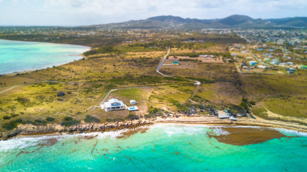 RE/MAX real estate, US Virgin Islands, Carlton, Price Reduced  LotsAcres St Croix  Carlton WE
