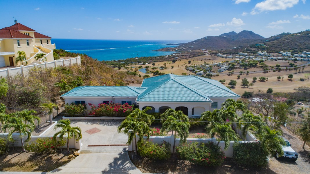 RE/MAX real estate, US Virgin Islands, Catharinas Hope, New Listing  Res St. Croix  Catherines Hope EB