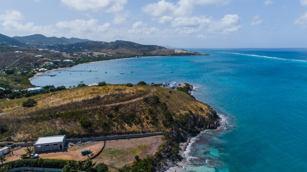 RE/MAX real estate, US Virgin Islands, Grapetree Bay Estate, New Listing  LotsAcres St Croix  North Grapetree EB