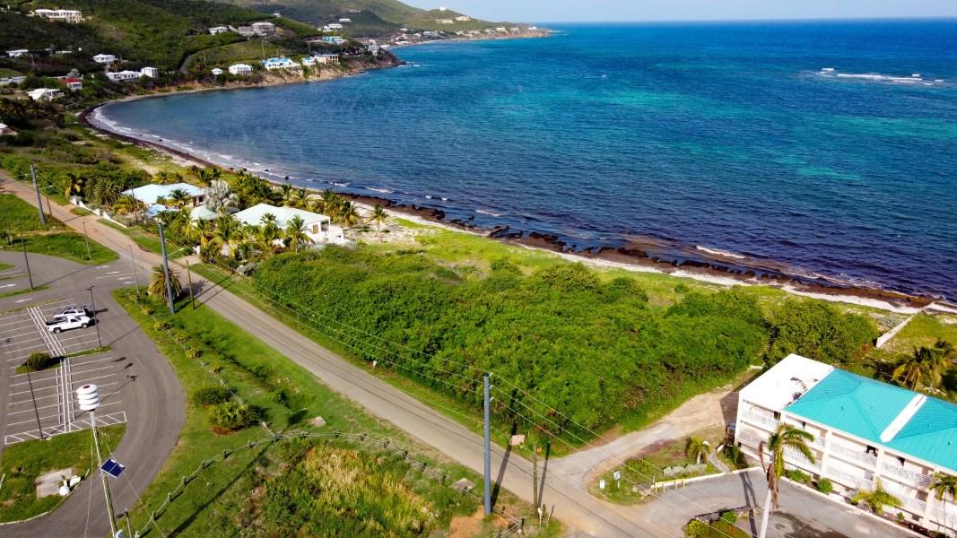 RE/MAX real estate, US Virgin Islands, Turners Hole Estate, New Listing  LotsAcres  Turners Hole EB