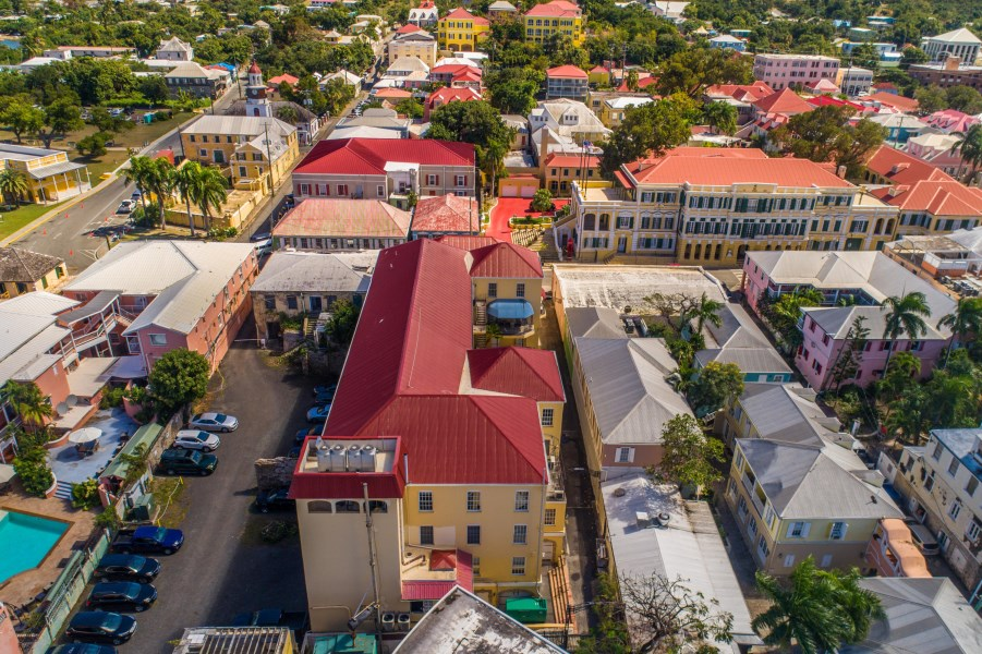 RE/MAX real estate, US Virgin Islands, Kingshill, New Listing  Commercial  King Street CH