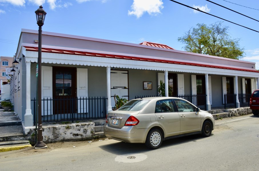 RE/MAX real estate, US Virgin Islands, Queens Estate, New Listing  Commercial  Queen Cross CH
