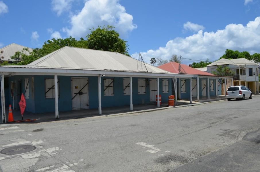 RE/MAX real estate, US Virgin Islands, Kingshill, New Listing  CommInd Rental  King Street FR