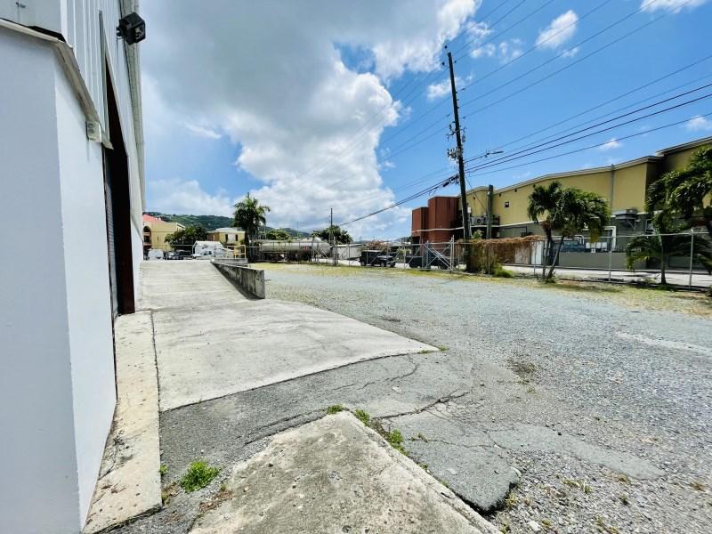 RE/MAX real estate, US Virgin Islands, Kronprindsens Estate, New Listing  CommInd Rental  Kronprindsens Gade KPS