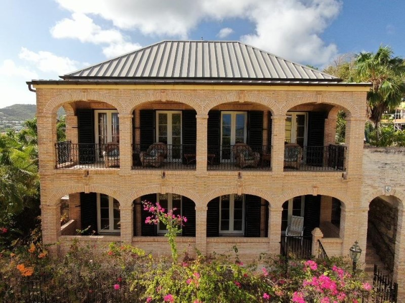 RE/MAX real estate, US Virgin Islands, Clifton Hill, Status Change  CommInd Rental  Hill Street CH