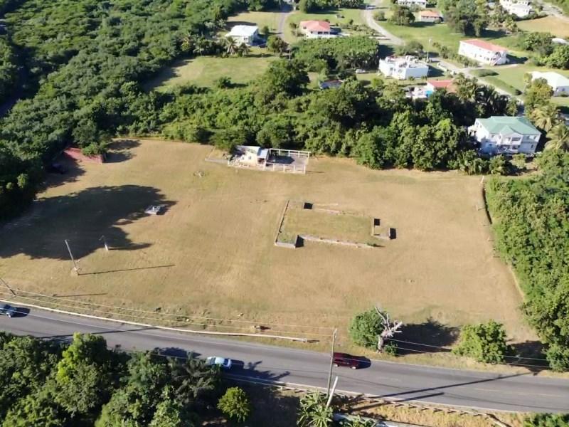 RE/MAX real estate, US Virgin Islands, La Reine, New Listing  LotsAcres  La Reine KI