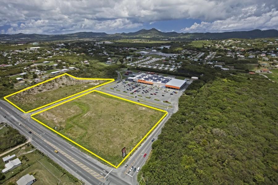 RE/MAX real estate, US Virgin Islands, Barren Spot Estate, Status Change  CommInd Rental  Barren Spot KI