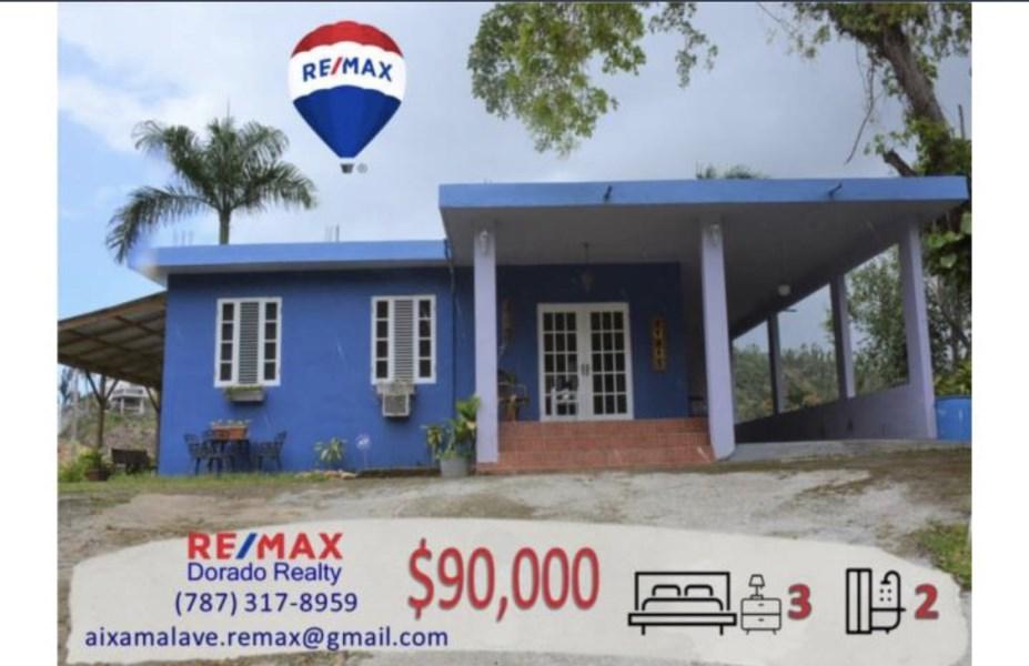 RE/MAX real estate, Puerto Rico, Vega Alta, Candelaria Sect. Pampanos, Vega Alta
