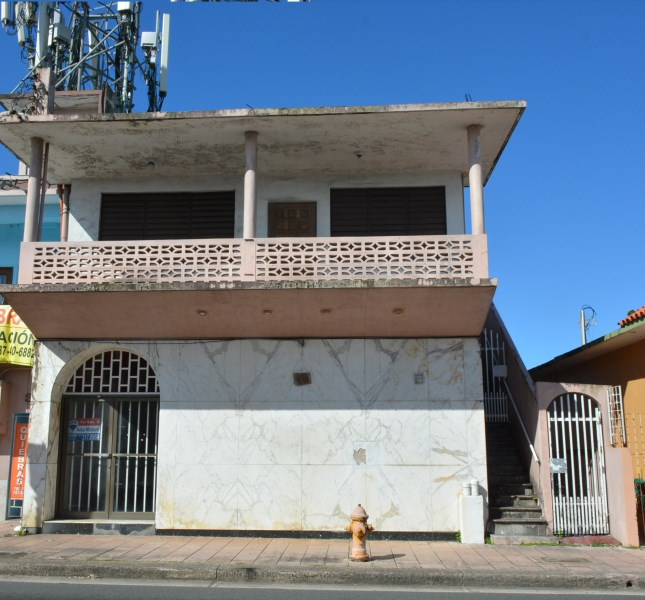 RE/MAX real estate, Puerto Rico, Dorado, Mendez Vigo St., Dorado-Commercial Building