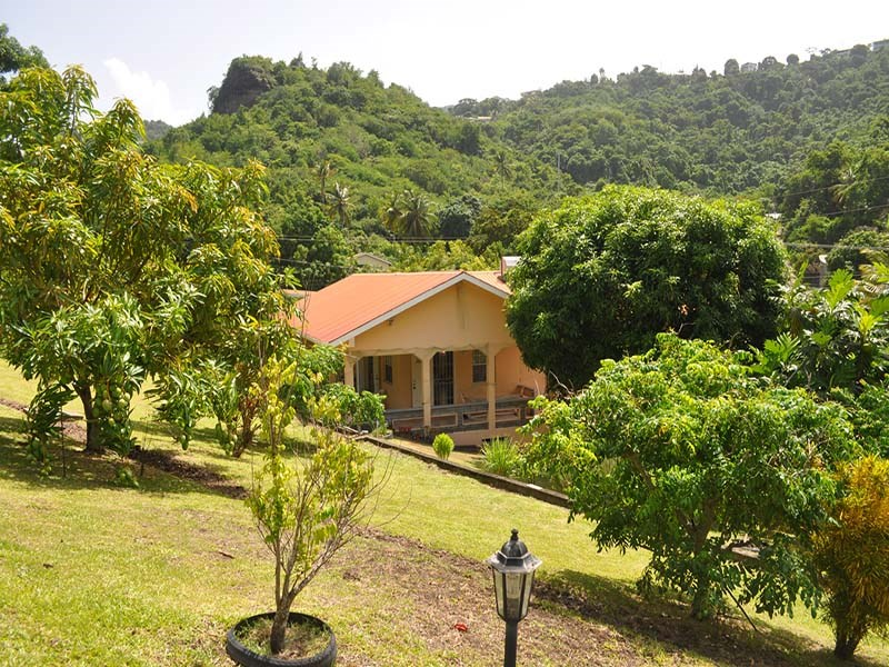 RE/MAX real estate, Grenada, Cafe, Villa