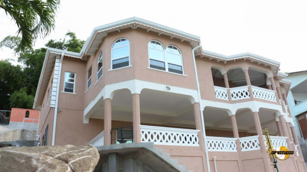 RE/MAX real estate, Grenada, Saint George's, Lucas Street home