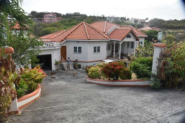 RE/MAX real estate, Grenada, Fort Jeudy,  Impressive, two storey residence  situated at the upscale Fort Jeudy....
