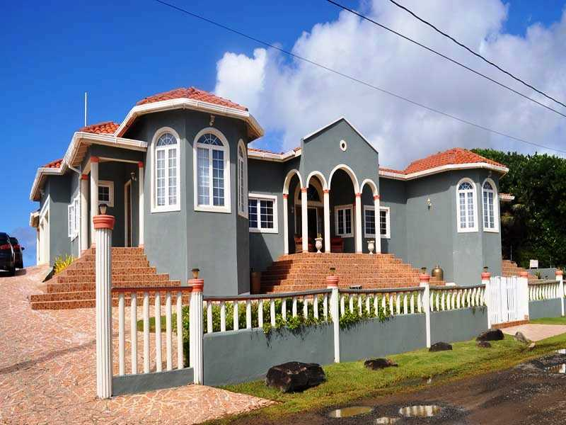 RE/MAX real estate, Grenada, Fort Jeudy, Outstanding 6 bedroom property located at Fort Jeudy, St George.....
