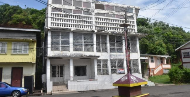 RE/MAX real estate, Grenada, Grenville, Multi Storey Commercial Building at Grenville, St Andrews