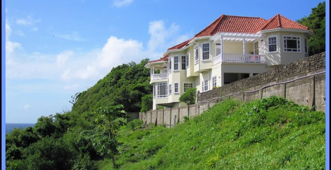 RE/MAX real estate, Grenada, Fort Jeudy, Luxury home at  Fort Jeudy, St George's