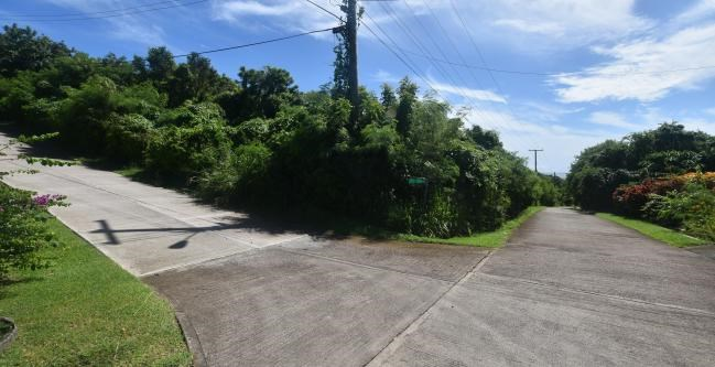 RE/MAX real estate, Grenada, Fort Jeudy, Gorgeous lot at Fort Jeudy...