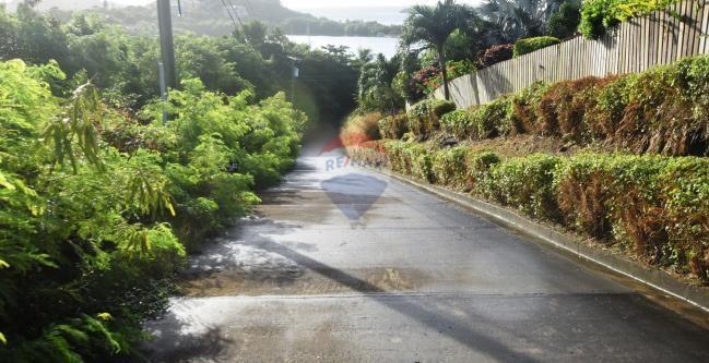 RE/MAX real estate, Grenada, Calivigny, Attractive lot at Calivigny Gardens...