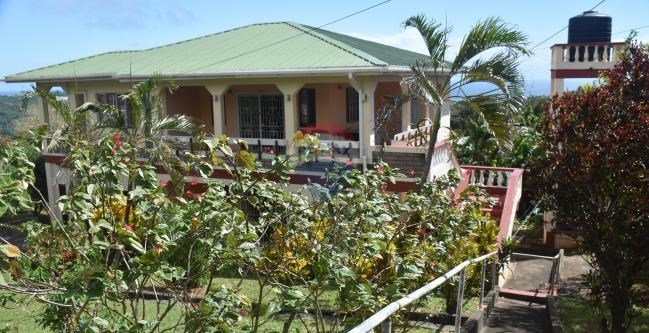 RE/MAX real estate, Grenada, Hope Bacolet, Two Storey Home for sale at Hope, St Andrew's