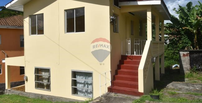 RE/MAX real estate, Grenada, Saint George's, A small residential property at Woodlands, St George