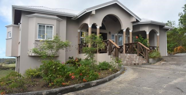 RE/MAX real estate, Grenada, Belle Isle, Brand New Villa  at Belle Isle Development for sale..