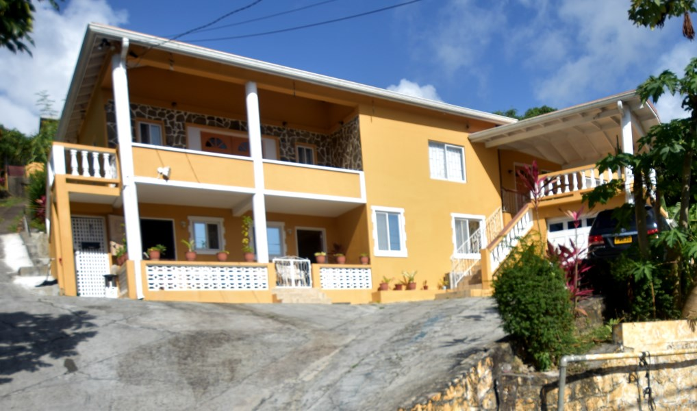RE/MAX real estate, Grenada, Saint Paul's, Two Storey Investment Building.....