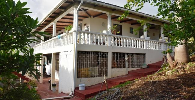 RE/MAX real estate, Grenada, Westerhall Point, Two storey home located at Westerhall  Point, St Davids's