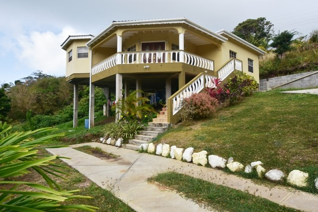 RE/MAX real estate, Grenada, Westerhall, Newly constructed property is located at Westerhall, St David's.