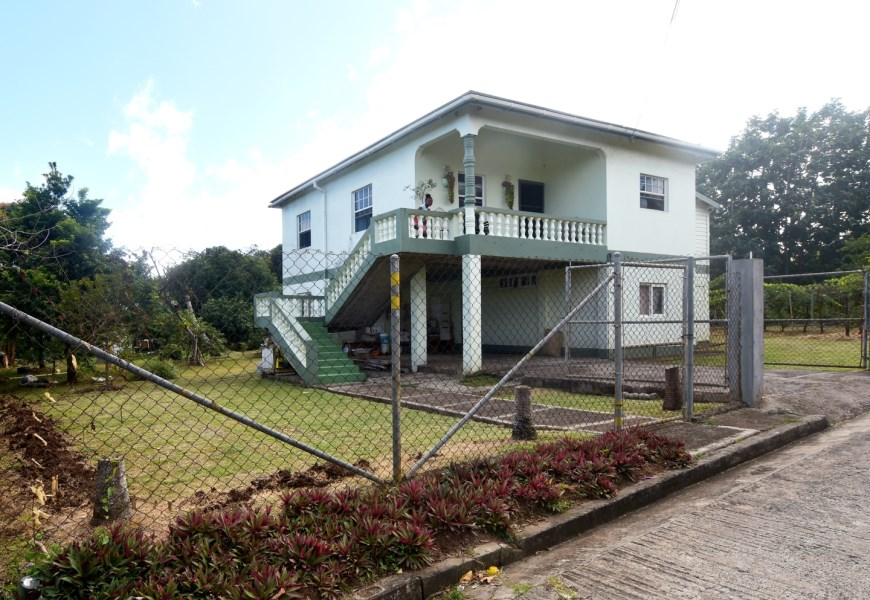RE/MAX real estate, Grenada, Paradise, This stunning, eye catching residence is located at Paradise in St Andrew's.