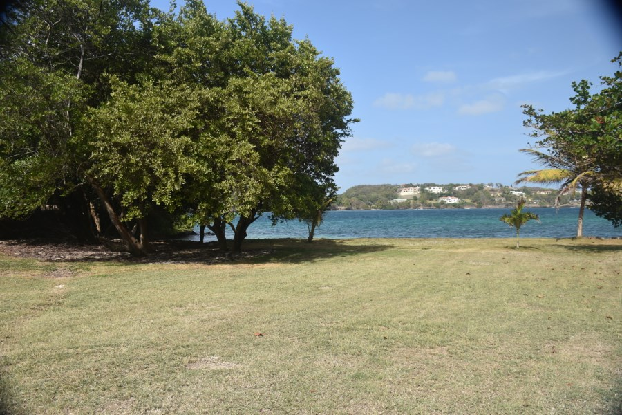 RE/MAX real estate, Grenada, Fort Jeudy,  Exceptional beach front lot located at Fort Jeudy