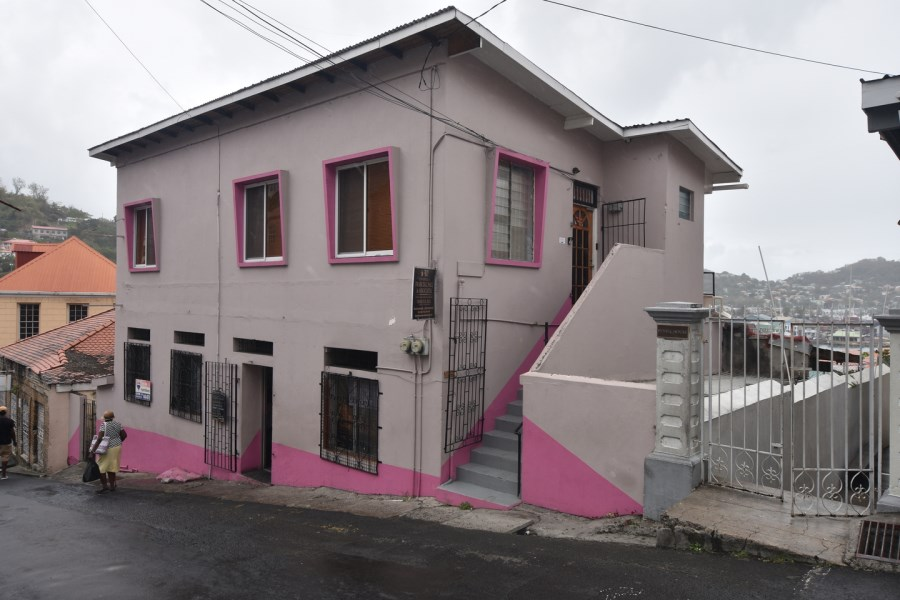 RE/MAX real estate, Grenada, Grenada City, Well-appointed Commercial property located at Herbert Blaize Street, St. George's.