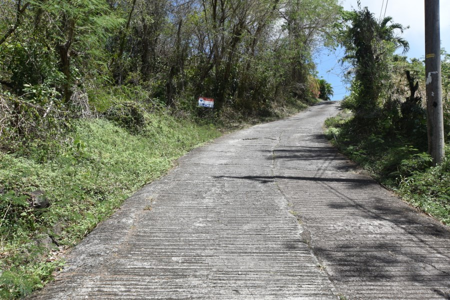 RE/MAX real estate, Grenada, Mount Gay, A beautiful lot located at Mt Gay, St George's