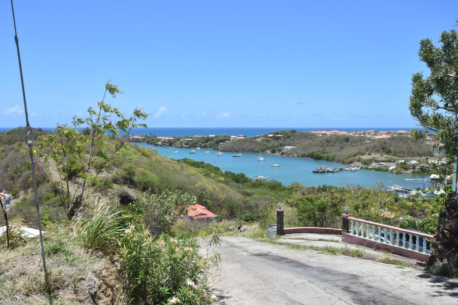 RE/MAX real estate, Grenada, Lance aux Epines, Prominently located at Lance aux Epines and with unobstructed ocean and coastal views, is this beautiful parcel of undeveloped land