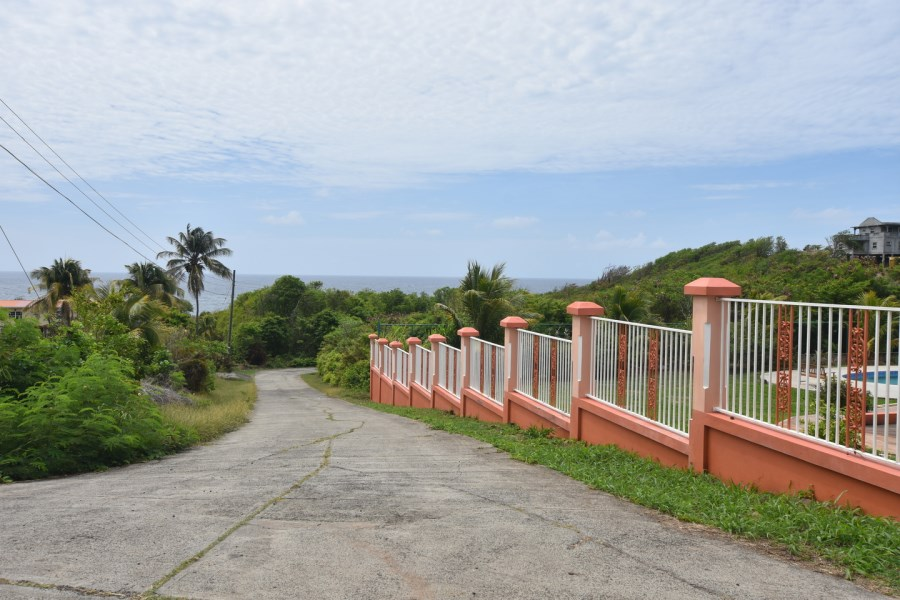 RE/MAX real estate, Grenada, Grenville, Desirable Residential with breathtaking views of the ocean views at Hope, St Andrew