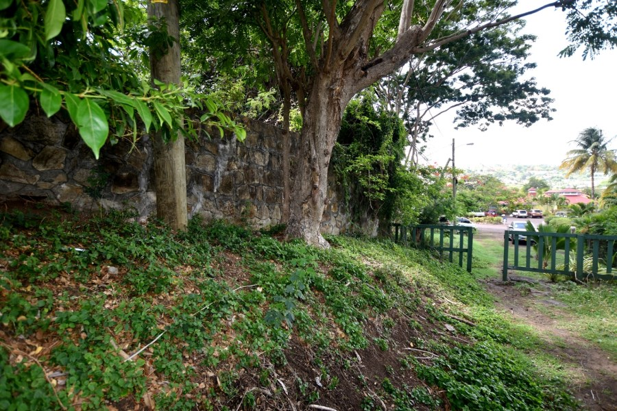 RE/MAX real estate, Grenada, Belmont, Residential/Commercial land located at Port Louis, Ballast Ground, St George's.