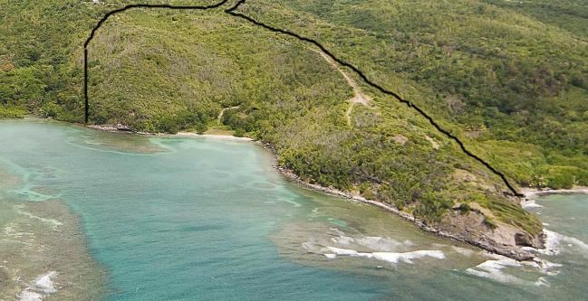 RE/MAX real estate, Grenada, Saint David's, 50 acres of  Real Estate located at Petit Trou, St David's