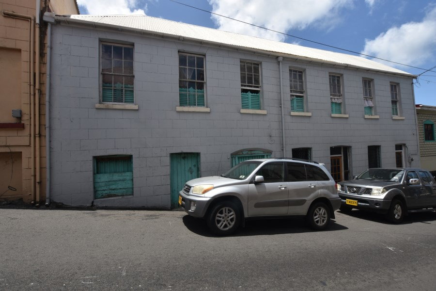 RE/MAX real estate, Grenada, Grenada City,  Prominently located at the top of Scott Street, in the Commercial sector of St George.