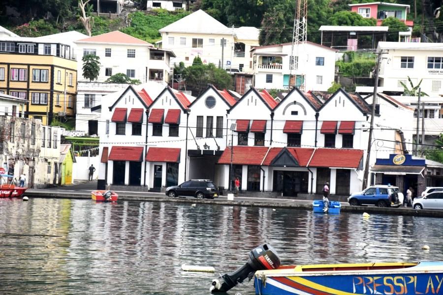 RE/MAX real estate, Grenada, Saint George, Exceptional parcel of real estate is located on the Carenage