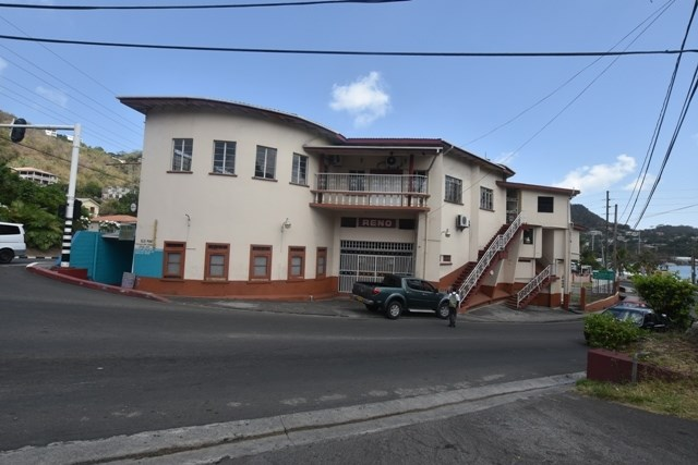 RE/MAX real estate, Grenada, Paddock, Commercial property located at Kirani James Boulevard